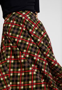 King Louie - BORDER PLISSE SKIRT PLISOLEY - Áčková sukně - marzipan - 4