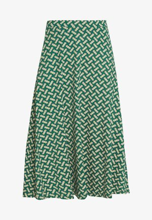 JUNO SKIRT TILIA - A-lijn rok - fir green