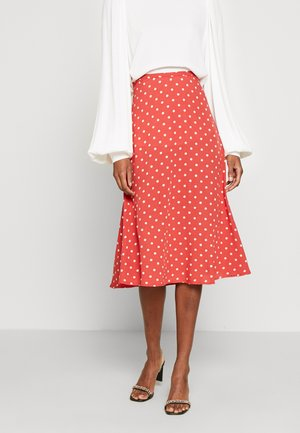 JUNO SKIRT PABLO - Gonna a campana - apple pink