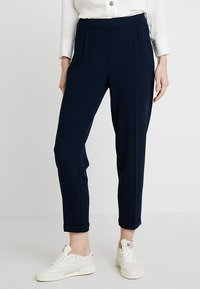 King Louie - ROISIN PANTS - Stoffhose - blue - 0