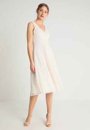 GINGER WEDDING DRESS ROMANCE - Společenské šaty - cream