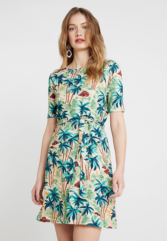 ZOE DRESS ATLANTIS - Vapaa-ajan mekko - ivory