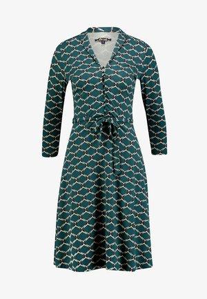EMMY DRESS SCOPE EXCLUSIV - Vestito di maglina - pine green