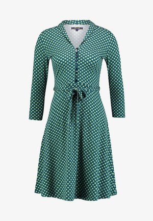 EMMY DRESS SAFFRON EXCLUSIV - Skjortekjole - green
