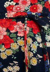 King Louie - BETTY DRESS NABANA - Sukienka letnia - night sky blue - 6