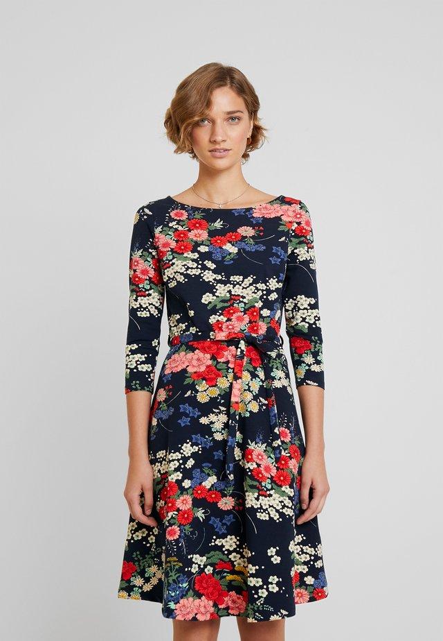 BETTY DRESS NABANA - Hverdagskjoler - night sky blue