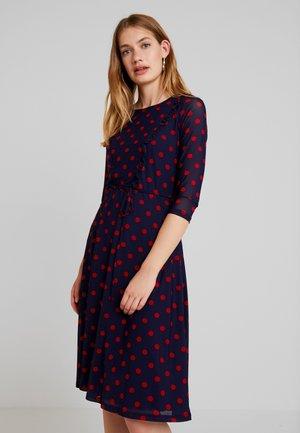 ADELE DRESS NAPA - Trikoomekko - blue