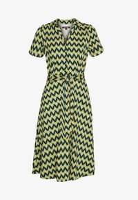 King Louie - SHEEVA DRESS NAMASTE - Jerseykjole - spar green - 5