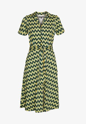 SHEEVA DRESS NAMASTE - Jerseykjole - spar green