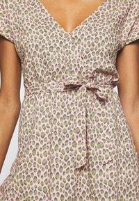 King Louie - DORIS DRESS PANTHERA - Kjole - granny pink - 6