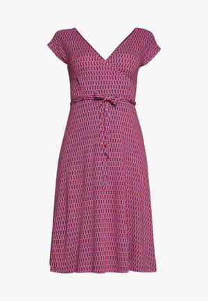 MIRA DRESS FRIULI - Žerzejové šaty - chili red