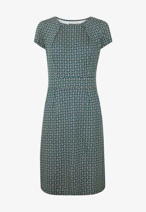 MONA DRESS BOURBON - Sukienka z dżerseju - dragonfly green