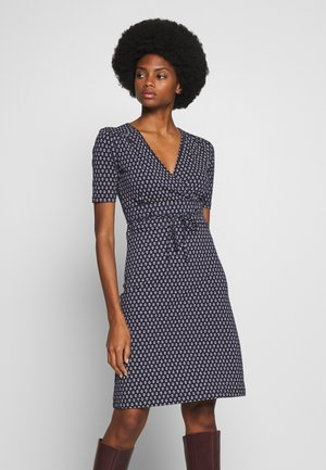 CECIL DRESS MARINIERE - Jersey dress - blue