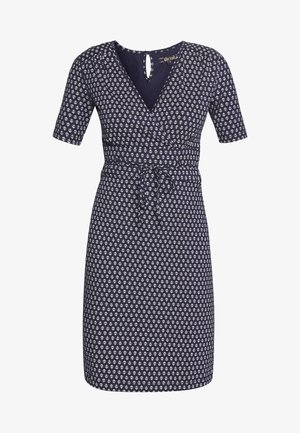 CECIL DRESS MARINIERE - Jersey dress - blue