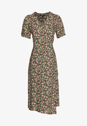 WRAP DRESS ODYSSEY - Vapaa-ajan mekko - multicoloured
