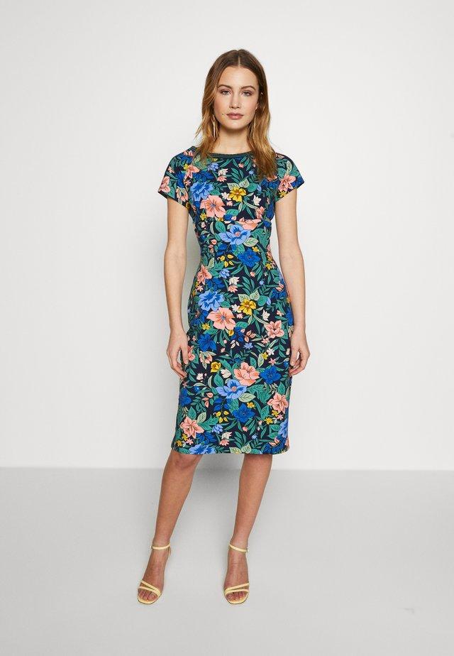 TALLULAH DRESS BELIZE - Sukienka letnia - night sky blue