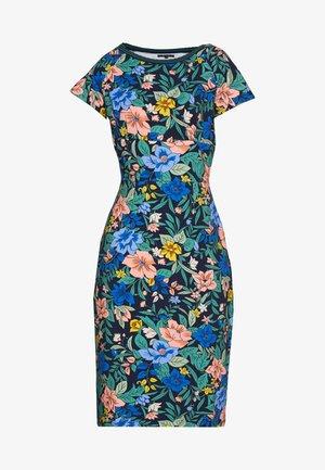 TALLULAH DRESS BELIZE - Denní šaty - night sky blue