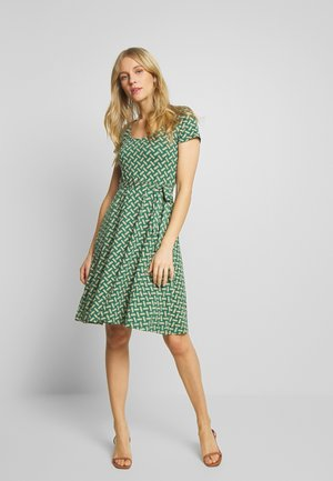 SALLY DRESS TILIA - Jersey dress - fir green