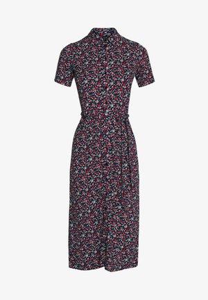 ROSIE SLIM FIT DRESS MEALA - Korte jurk - blue