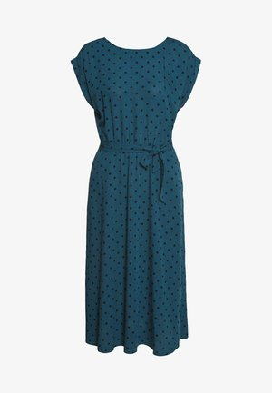 BETTY DRESS LOOSE FIT - Shirt dress - storm