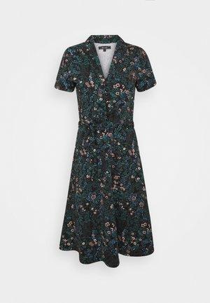 EMMY DRESS MONTEREY - Kjole - black