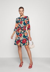 King Louie - SHIRLEY DRESS - Hverdagskjoler - storm - 1