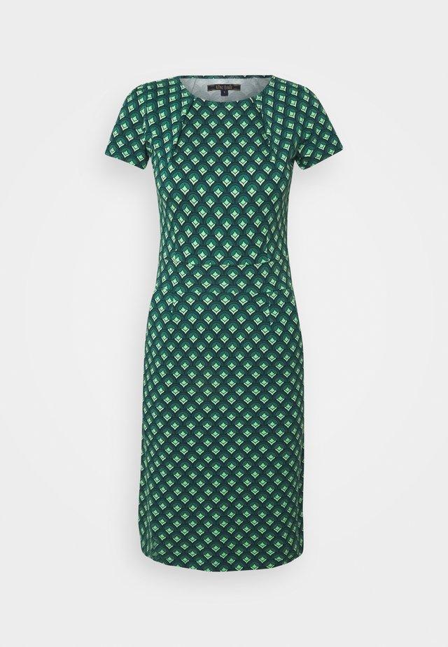 MONA DRESS POSE - Korte jurk - dragonfly green