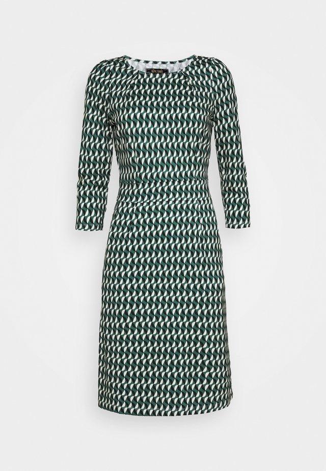 MONA DRESS - Jersey dress - peridot green