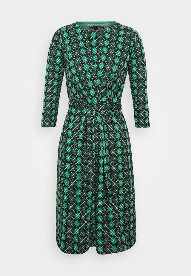 HAILEY DRESS ABERDEEN - Korte jurk - fir green