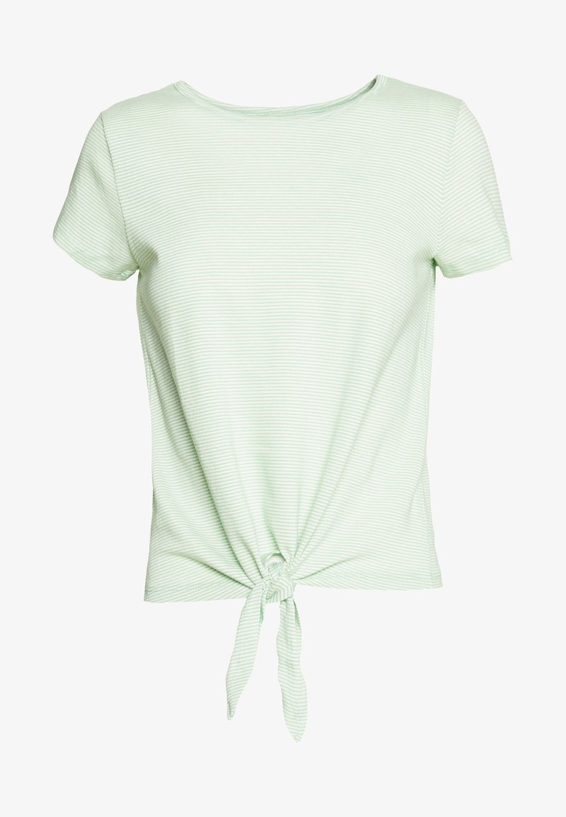 King Louie - KNOT IMPERIAL - T-shirts print - neptune green