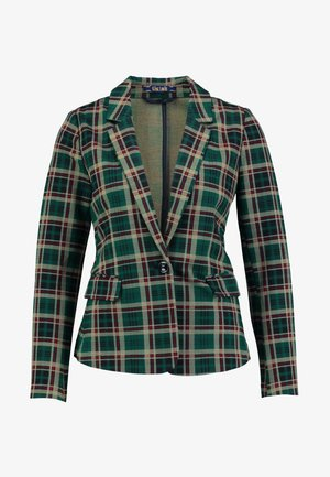 DAISY RODEO CHECK - Blazer - peacock green