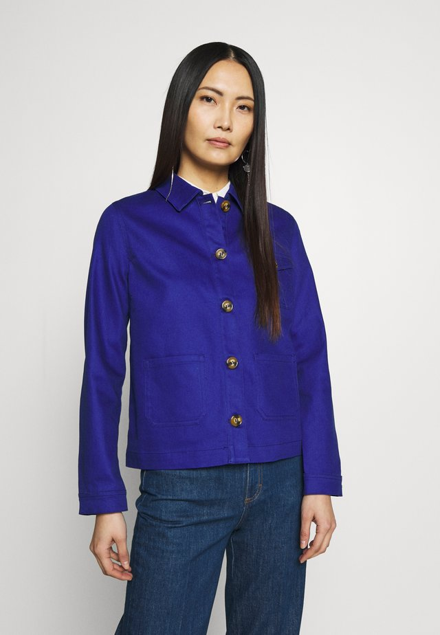 ELLEN JACKET STURDY - Summer jacket - dazzling blue