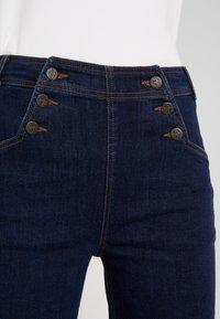 King Louie - SAILOR PANTS  - Jeans a sigaretta - blue - 4
