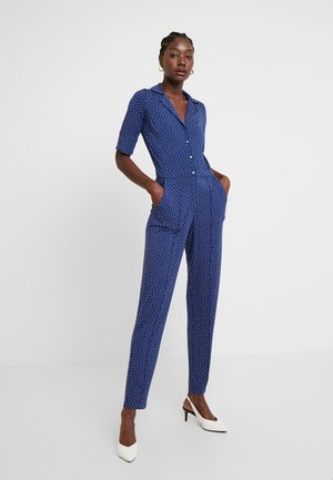 CARMEN LITTLE DOTS - Jumpsuit - nuit