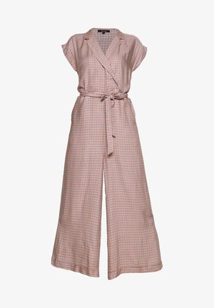 DORIS VERVEINE - Jumpsuit - red