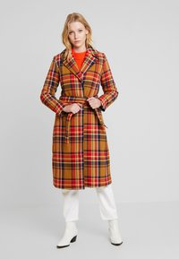 King Louie - ROBBIN COAT SAPEUR - Zimní kabát - blue - 1