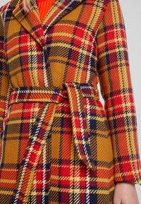 King Louie - ROBBIN COAT SAPEUR - Zimní kabát - blue - 5