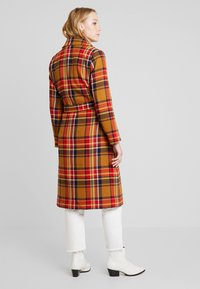 King Louie - ROBBIN COAT SAPEUR - Zimní kabát - blue - 2