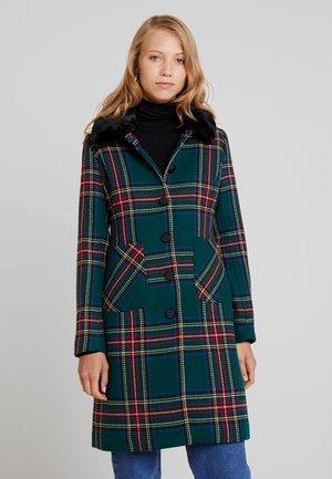NATHALIE COAT HIGHLANDS - Classic coat - black
