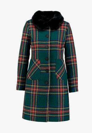 NATHALIE COAT HIGHLANDS - Classic coat - black
