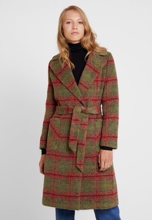 BARCLAY COAT MISSISSSIPPI - Zimní kabát - olive green