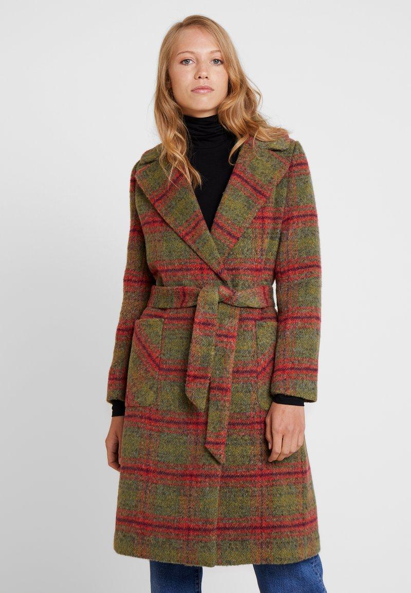 King Louie - BARCLAY COAT MISSISSSIPPI - Classic coat - olive green