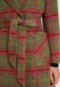 King Louie - BARCLAY COAT MISSISSSIPPI - Classic coat - olive green - 5