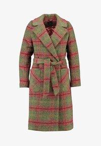 King Louie - BARCLAY COAT MISSISSSIPPI - Classic coat - olive green - 4