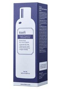 klairs - SUPPLE PREPARATION FACIAL TONER 180ML - Lotion visage - unscented - 1
