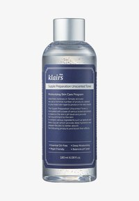 klairs - SUPPLE PREPARATION FACIAL TONER 180ML - Lotion visage - unscented - 0