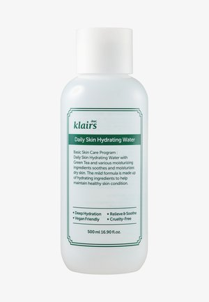 DAILY SKIN HYDRATING WATER - Lotion visage - -