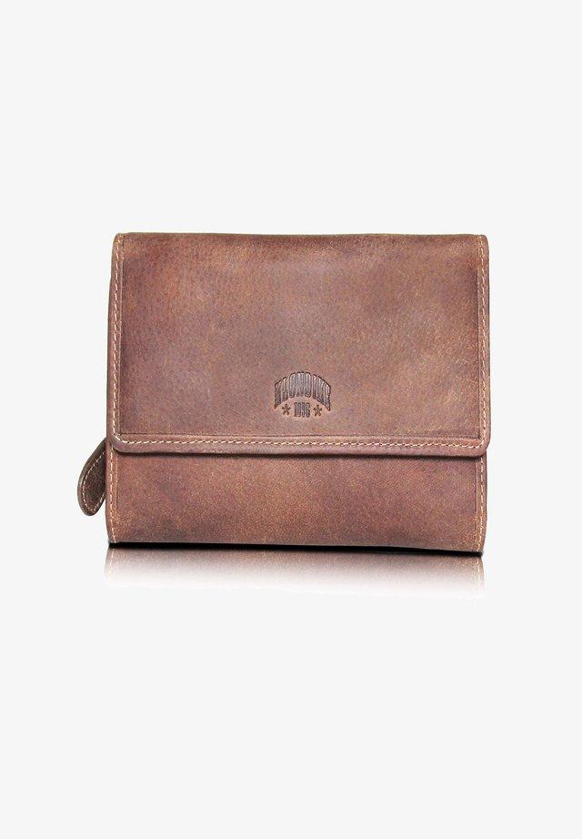 DONNA - Wallet - mittelbraun
