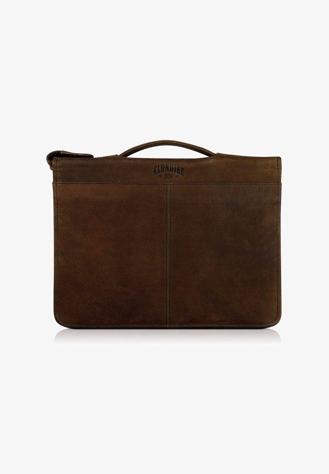 BEN - Briefcase - dunkelbraun