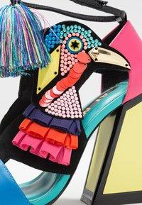 Kat Maconie - AYA - Sandales à talons hauts - colour pop - 2